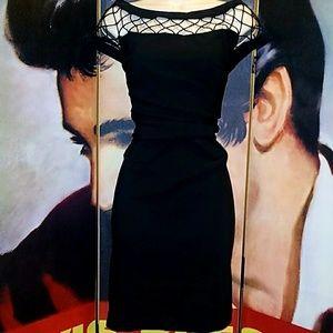 Tatyana Black Alika Pencil Petite Dress 50s Wiggle